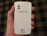Un Nexus 4 blanco con Android 4.3 podría lanzarse el 10 de junio