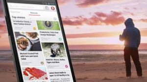 Opera lanza la versión definitiva de su navegador para Android