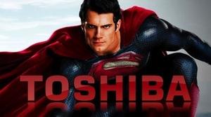 Toshiba te invita al cine para ver 'El hombre e acero'