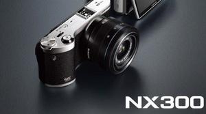 Samsung NX300, una cámara de lente intercambiable para fotógrafos y aficionados