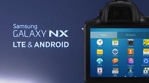 Samsung lanza su cámara 'Galaxy NX' de objetivos intercambiables