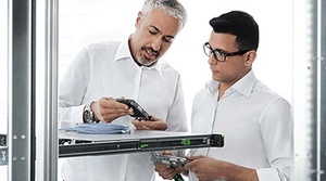 Fujitsu presenta 'Vshape', la nueva infraestructura tecnológica pensada para pymes