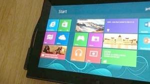 Imágenes de la que hubiera sido la primera tablet de Nokia
