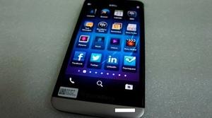 BlackBerry A10, se filtran imágenes del próximo smartphone de la compañía canadiense