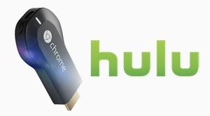 Hulu también ofrecerá sus contenidos a través de Chromecast