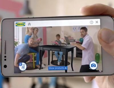 Ikea lanza una aplicaci n de realidad aumentada para for Aplicacion decorar casa