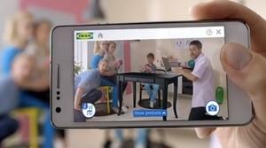 Ikea lanza una aplicación de realidad aumentada para decorar tu casa