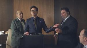 HTC contrata a Robert Downey Jr. como el 'instigador del cambio'