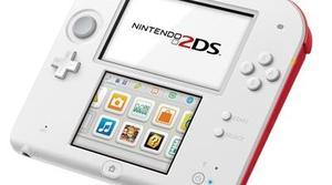 Nintendo presenta la portátil Nintendo 2DS