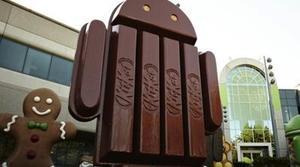 Android 4.4 se llamará Kit Kat y no es broma