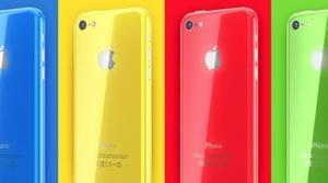 Apple reduce la producción del iPhone 5C