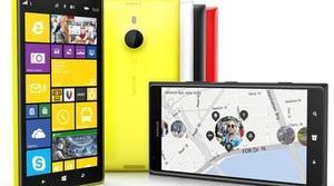 Nokia presenta los nuevos Lumia 1520 y Lumia 1320