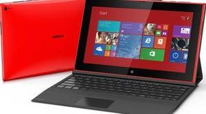 Nokia anuncia la tablet Lumia 2520