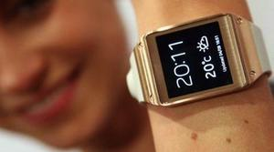Samsung Galaxy Gear compatible con Galaxy SIII, S4 y Note II