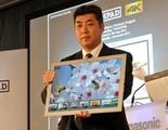 Panasonic lanzará en 2014 la tableta de 20 pulgadas 4K Toughpad