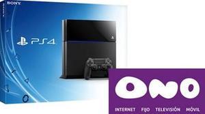ONO ofrecerá 200 Mbps al precio de 100 a los usuarios de PlayStation 4