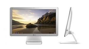 LG lanzará un ordenador Chromebase todo en uno con Chrome OS