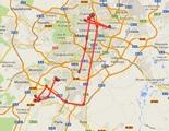 El historial de localización de Google muestra todos los movimientos de tu día