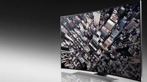 CES 2014: Samsung presenta su línea de televisores curvos Ultra High Definition