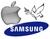 Los CEO de Apple y Samsung se reunirán antes del 19 de febrero