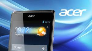 Acer apostará por las tablets y los smartphones en 2014