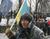 Manifestantes ucranianos recibieron mensajes para frenar las protestas