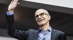 Los fabricantes de PC confían en Satya Nadella como nuevo CEO de Microsoft