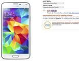 Amazon pone precio al Galaxy S5 de Samsung