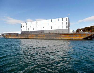 Google mueve sus barcos para seguir construyendo en sus Barge