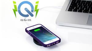 iQi, tú smartphone también puede cargar sin cables