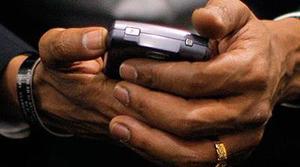 Obama cambiará su BlackBerry por un Android