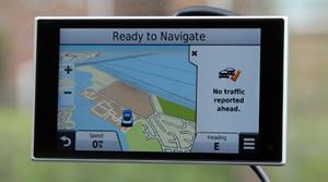 Garmin lanza un navegador que nos avisa de atascos en tiempo real