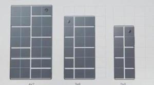 Project Ara de Google tendrá tres tamaños para los prototipos y multitud de diseños para los módulos
