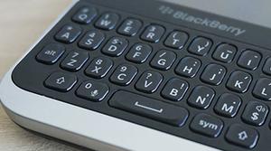 Se filtran en Internet imágenes del BlackBerry Kopi
