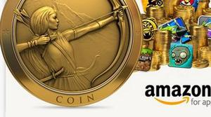 Amazon Coins, la nueva moneda virtual en España