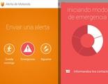 Motorola lanza una app para situaciones de emergencia