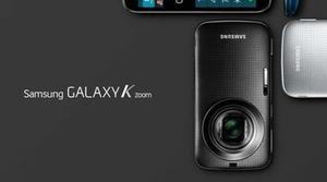 Galaxy K Zoom, smartphone y cámara profesional