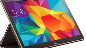 El 4 de julio las Galaxy Tab S estarán en el mercado
