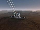 Dinamitan una montaña para instalar el telescopio más potente
