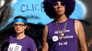 Microsoft parodia 'Sexy and I Know It'