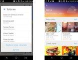 Google Explorar Cerca es la nueva función de Google Maps que nos ofrece lugares de interés