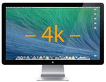 Apple podría lanzar al mercado un nuevo iMac con resolución 4K