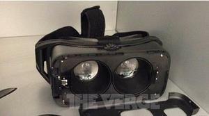 Filtrada la primera imagen del casco de realidad virtual de Samsung