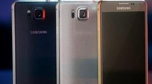 Samsung Galaxy Alpha se presenta oficialmente