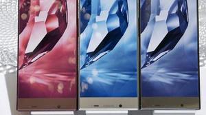 Sharp Aquos Crystal, smartphones sin marcos