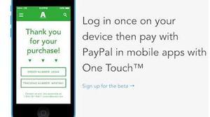 Las compras con PayPal se hacen más sencillas