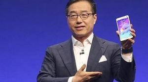 Samsung presenta Galaxy Note 4 en el IFA 2014