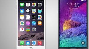 La guerra entre Samsung y Apple continúa