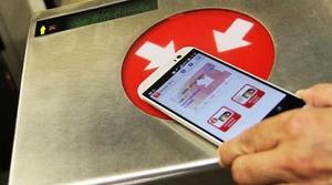 Valencia incorpora tecnología NFC en su transporte público