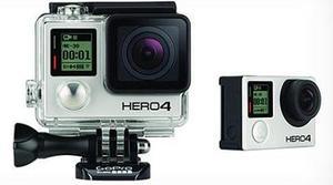 GoPro HERO4 llega en dos versiones: Black y Silver